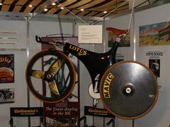 Chris Boardman's 1992 Olympic gold medal-winni...