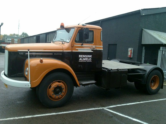 Rensink Scania 111