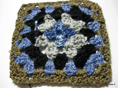 Featherweight Granny Square #1