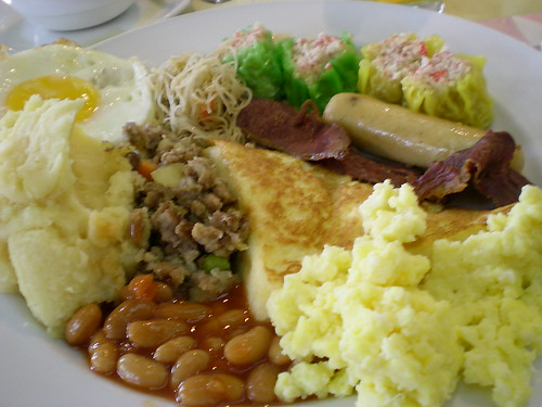 Concorde Inn KLIA - breakfast 2