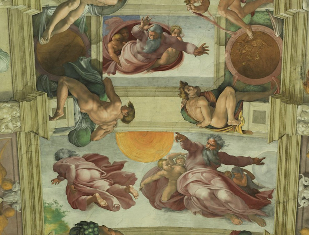 5188687633 1b38601ca9 b Sistine Chapel   Incredible Christian art walk through