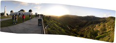 9349 Griffith Observatory - Sunset - Hollywood...