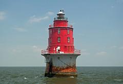 Miah Maull Shoal Lighthouse, NJ