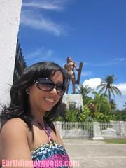 At Magellan Statue