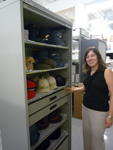 Archives Manager Marie Force