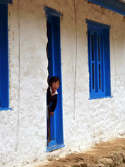 Monjo School Kid