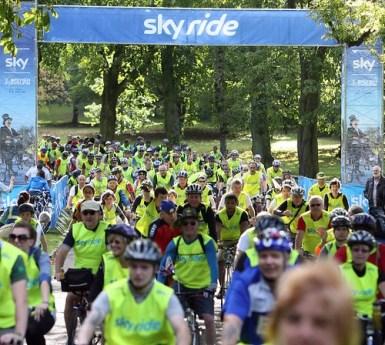 Sky Ride Birmingham - 2010