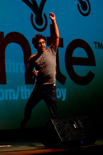 Roberto Hoyos - Ignite Seattle 11