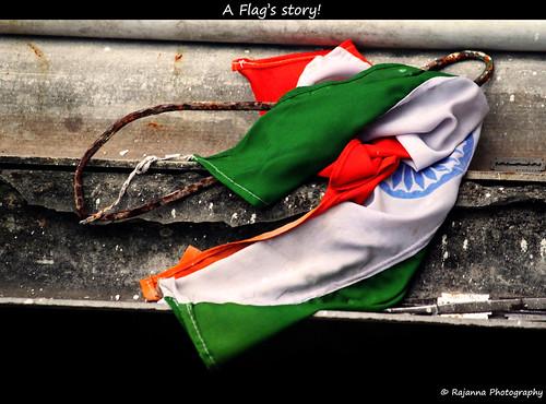 Indian Flag by Rajanna_dr