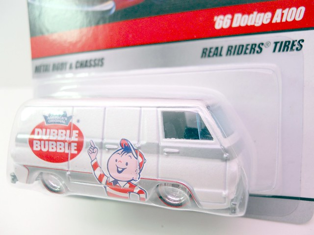 hot wheels delivery double bubble '66 dodge a100 (3)