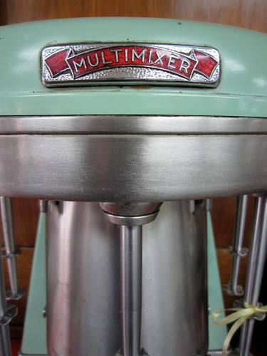 Dunmore Candy Kitchen Multimixer