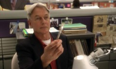 Gibbs and pen