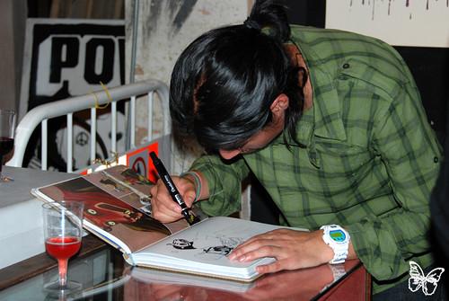 Street Sketchbook Journeys - Tristan Manco