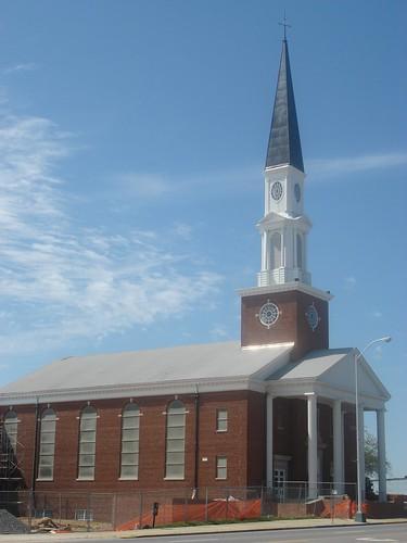 First Baptist Church, Cullman AL
