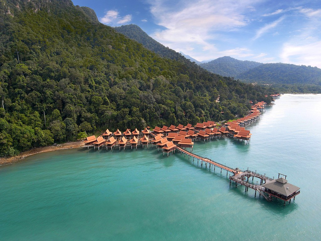 Berjaya Langkawi Resort - Cottages on Water