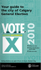 Calgary election 2010