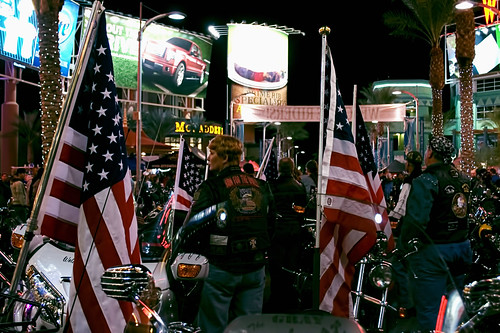 Bike Night on Veterans Day 006