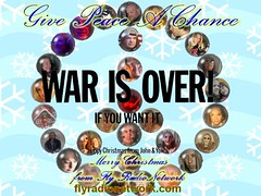 WAR IS OVER by DJFLY Merry Christmas from FLY ...