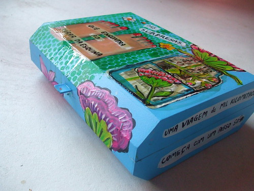 Caixas do meu coração / Boxes from my heart
