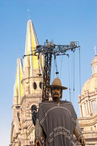 Gigante en Catedral