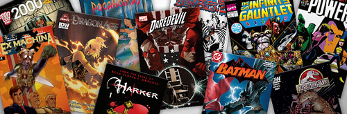Digital Comics Store Update (28th July 2010)