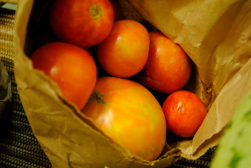 More Red Tomatoes