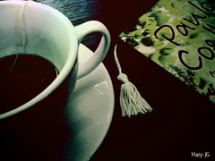 Tea Time with Paulo Coelho