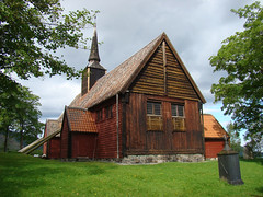 Norway - Stavkirke