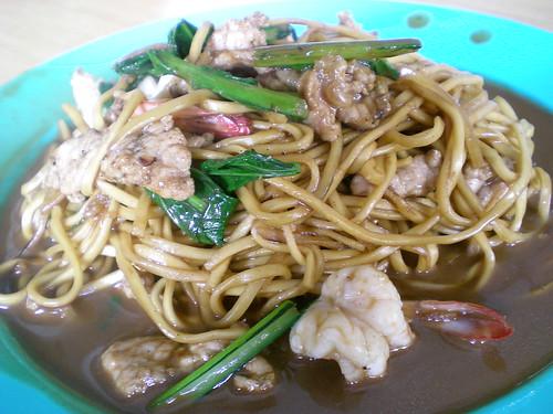 Foochow fried noodles, Kuching