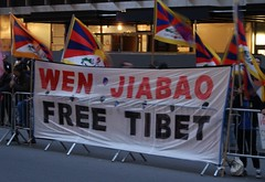 Wen Jiabao Free Tibet!