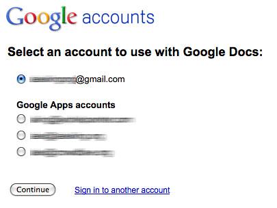 Google Account Confusion