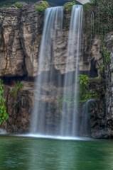 Hong Kong Park Waterfall