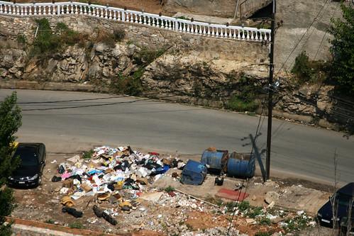 Pile of trash