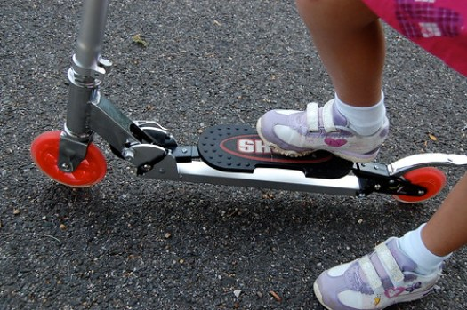 Shox Scooter review