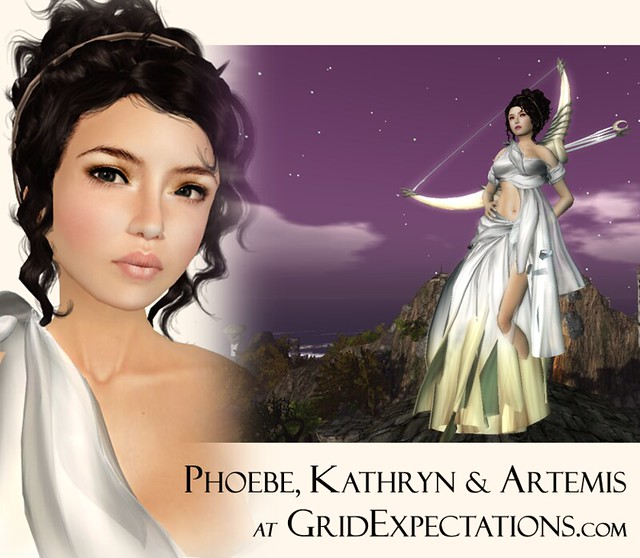 phoebe kathryn artemis at gridexpectations