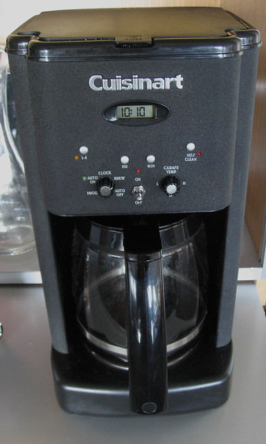 cuisinart coffee pot