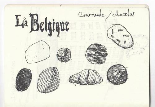 Chocolate Belgium