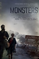 Monster poster movie