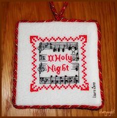 Christmas Ornament - Ornamento de Natal - 2010