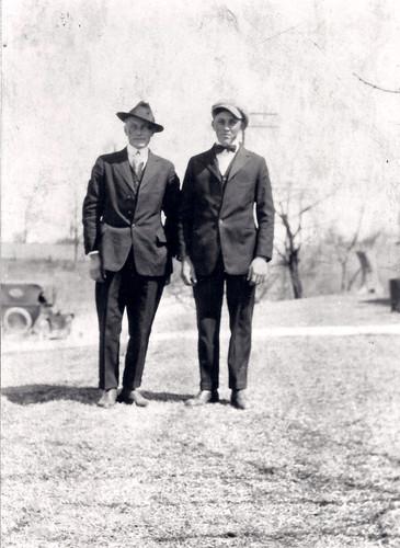 Matt and Hank Busch