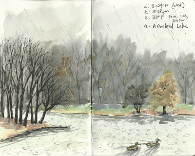 20101124_arrowhead_lake_sketch