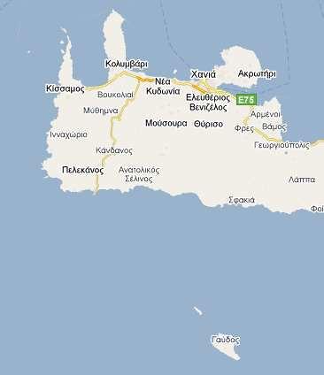 Γαύδος Χάρτης