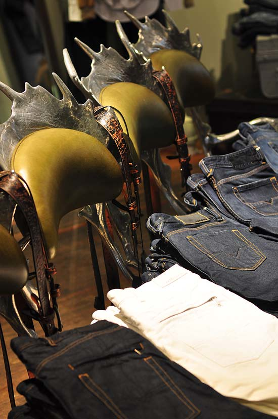 Diesel Denim Gallery - NY