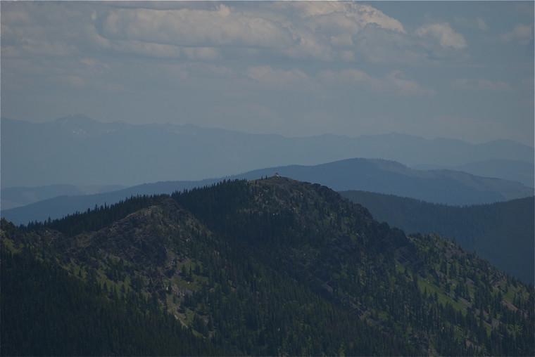 Priscilla Peak Lookout