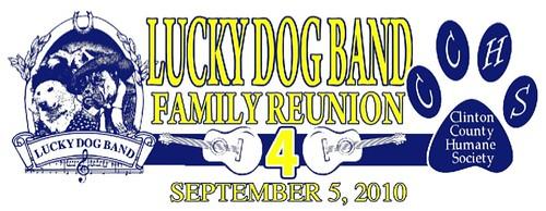 Lucky Dog 4, 9-5-10