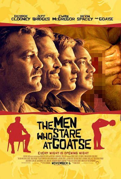Men Who Stare