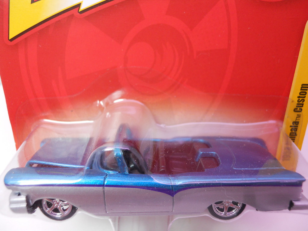 johnny lightning chevy impala custom (3)