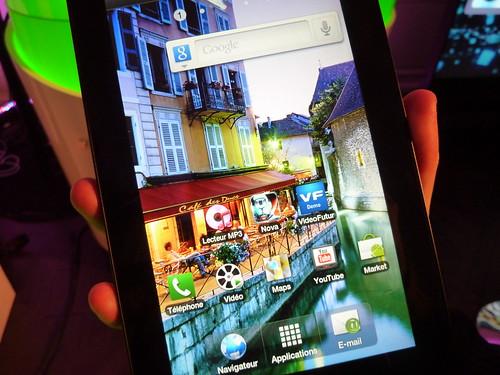 Samsung Galaxy Tab (5) by louisvolant, on Flickr