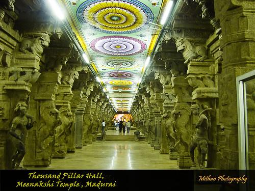 Thousand Pillar Hall