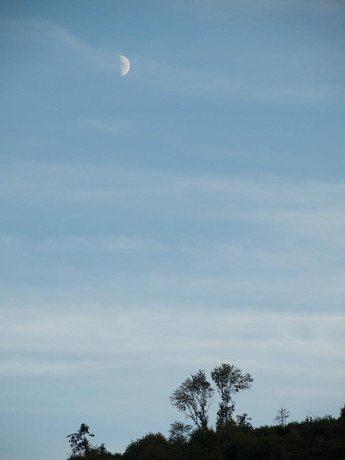 Half Moon Dusk